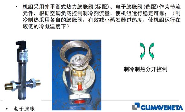 风冷螺杆式热泵机组